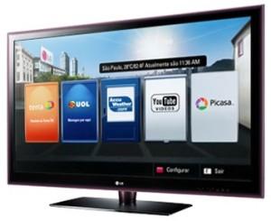 TV LED LG 42LE5500