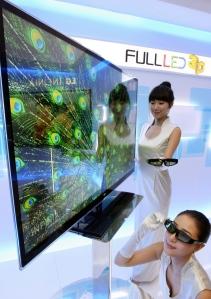 TV LED LG 55LX9500
