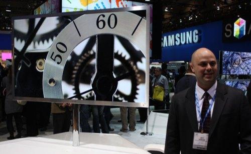 Maior TV LED chega à 75 Polegadas